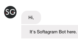 Softagram open source pull request bot