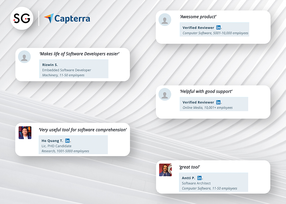 Softagram reviews from Capterra