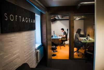 Softagram_office
